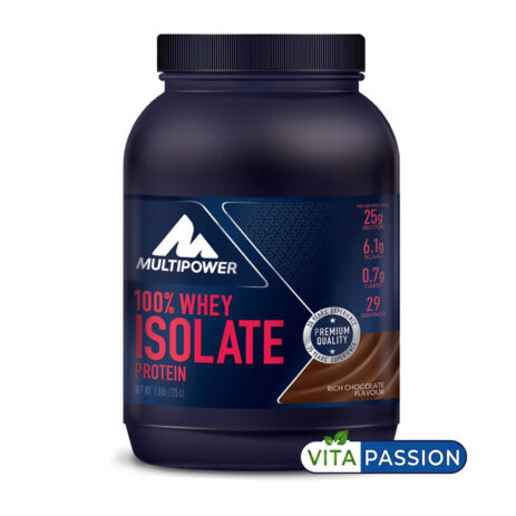 100 WHEY ISOLATE MULTIPOWER