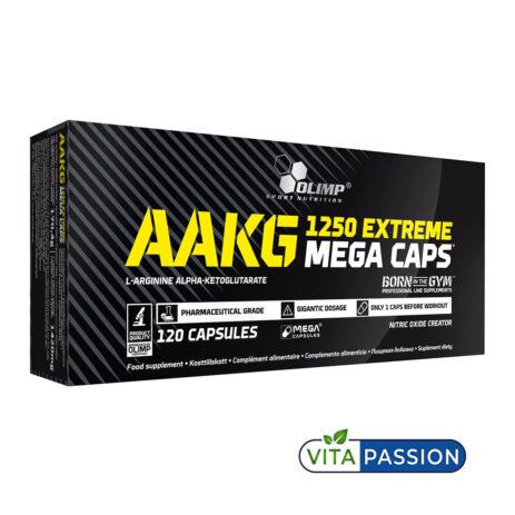 AAKG MEGA CAPS OLIMP