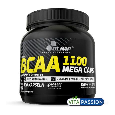 BCAA 1100 300 CAPSULES OLIMP