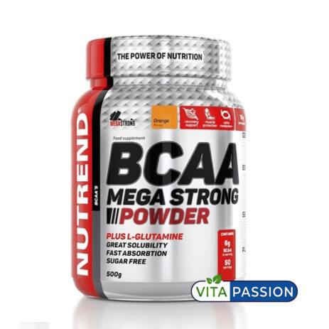 BCAA MEGA STRONG NUTREND