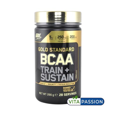 BCAA TRAIN SUSTAIN 30 SERVINGS