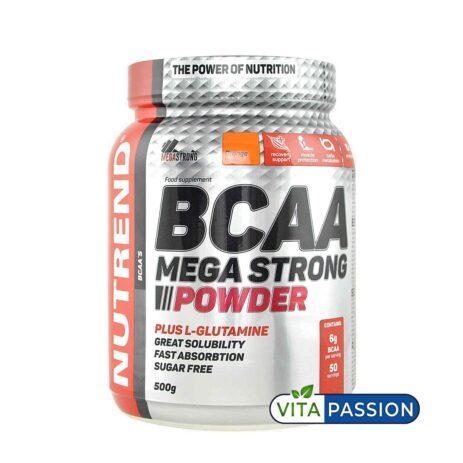 Bcaa Mega Strong Powder NUTREND