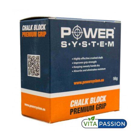 Chalk Block 56g POWER SYSTEM