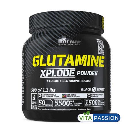GLUTAMINE XPLODE 500G OLIMP