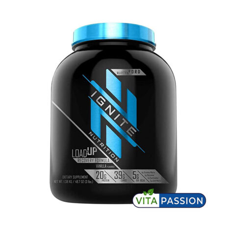 Ignite Nutrition LOAD UP ALL IN ONE RECOVERY MIX 1