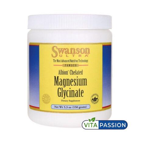 MAGNESIUM GLYCINATE POWDER SWANSON