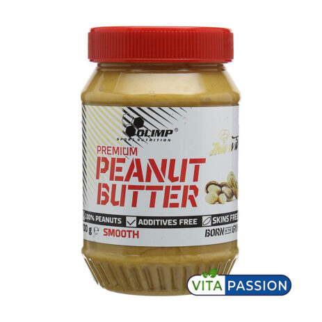 PEANUT BUTTER SMOOTH OLIMP
