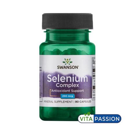 SELENIUM COMPLEX 90 CAPS SWANSON