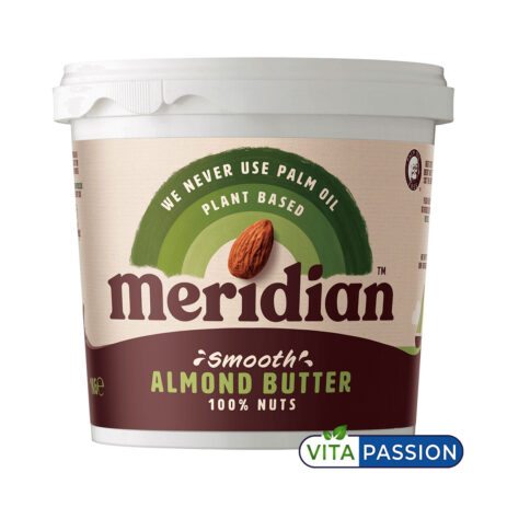 SMOOTH ALMOND BUTTER MERIDIAN
