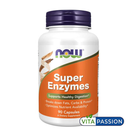 SUPER ENZYMES 90 CAPSULES NOW
