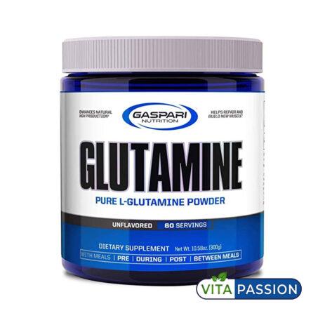 glutamine gaspari