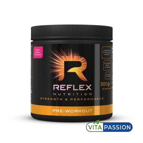 reflex pre workout