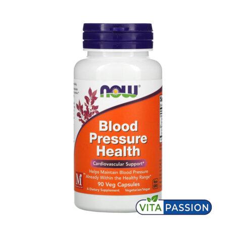 BLOOD PRESSURE HEALTH NOW