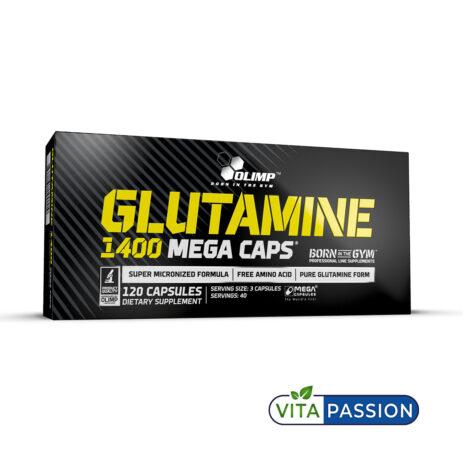 GLUTAMINE 1400 MEGA CAPS OLIMP