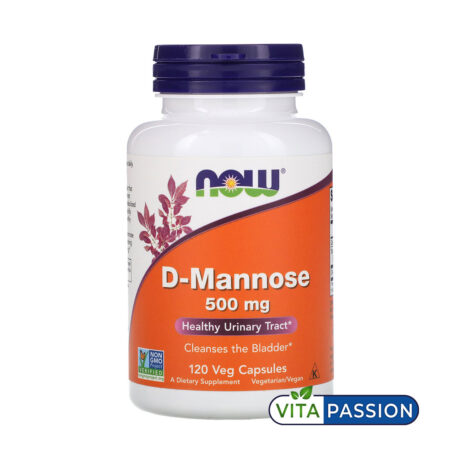 D MANNOSE NOW