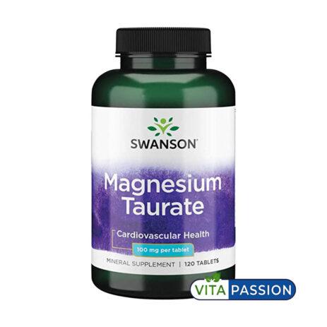 MAGNESIUM TAURATE SWANSON