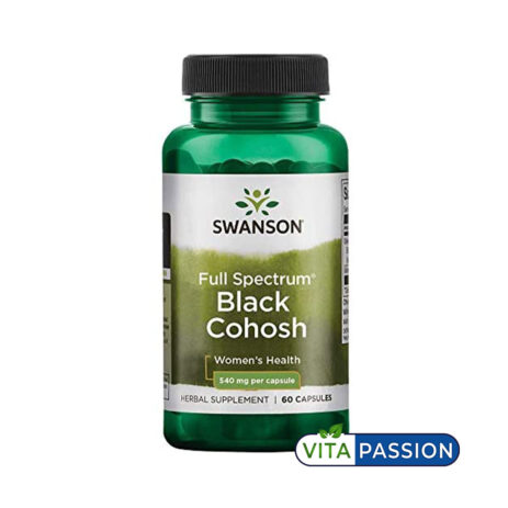 BLACK COHOSH SWANSON