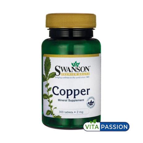 COPPER SWANSON