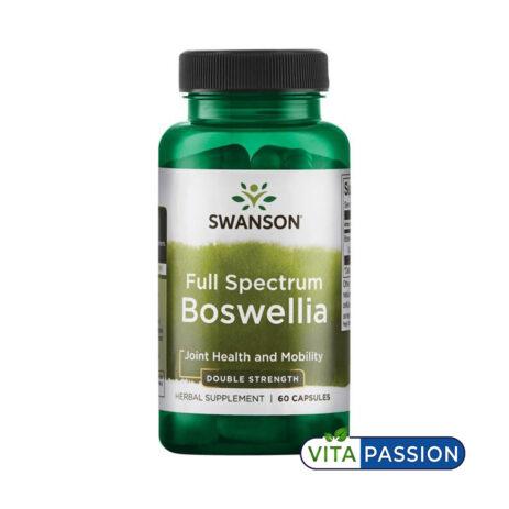FULL SPECTRUM BOSWELLIA 60 CAPS SWANSON