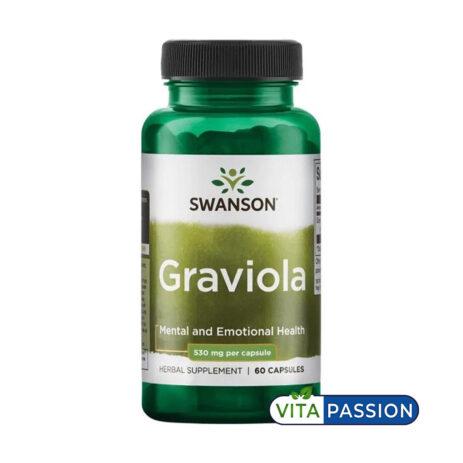 GRAVIOLA 60 CAPSULES SWANSON
