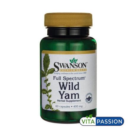 WILD YAM SWANSON