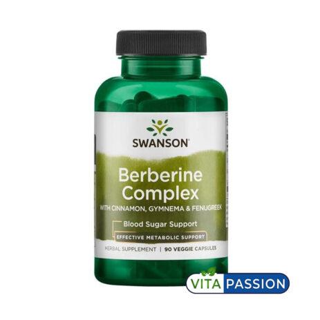 BERBERINE COMPLEX SWANSON 1