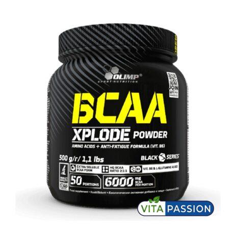 BCAA XPLODE 500G OLIMP