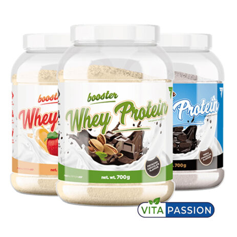 BOOSTER WHEY PROTEIN 700G TREC