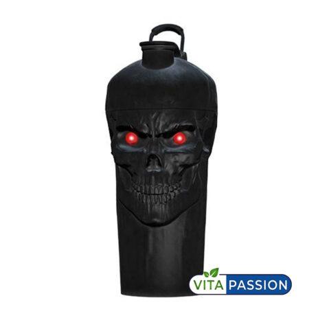 The Curse Skull Shaker Black