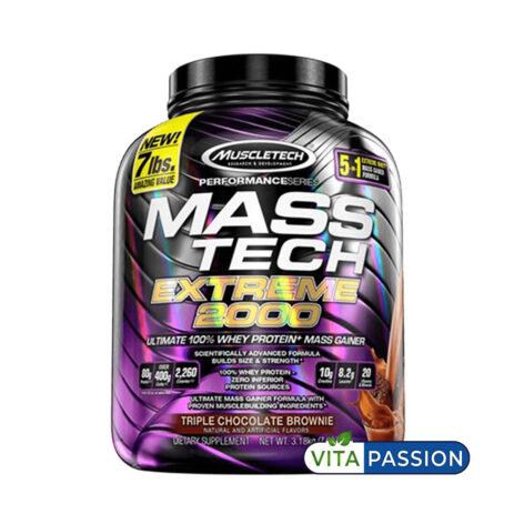 mass tech xtreme 2000 muscletech