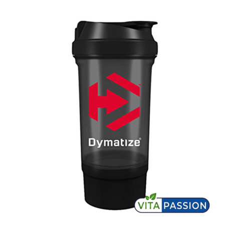 COMPARTMENT SHAKER BLACK RED