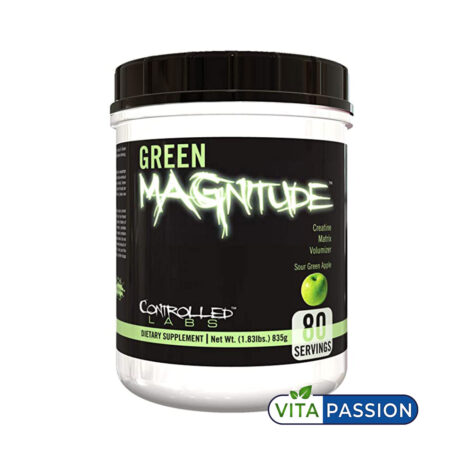 GREEN MAGNITUDE CONTROLLED LABS