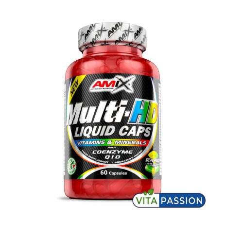 MULTI HD LIQUID CAPS