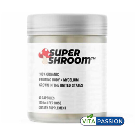 SUPER SHROOM GLAXON