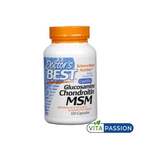 dr best glucosamine chondroitin msm
