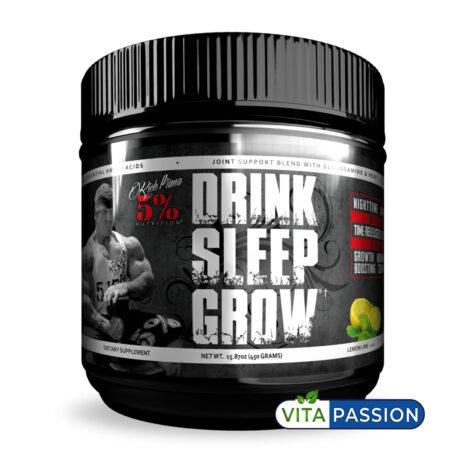 DRINK SLEEP GROW 5 NUTRITION