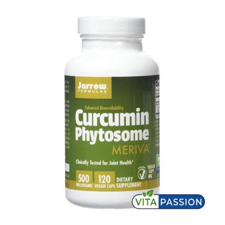 CURCUMIN PHYTOSOME JARROW FORMULAS