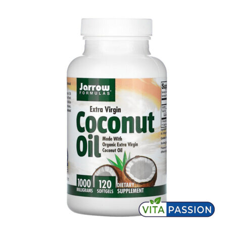extra virign coconut oil jarrow formula